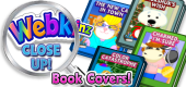 WEBKINZ CLOSE UP - Book Covers - FEATURED