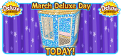 2019 March Deluxe Day TODAY Featured Image