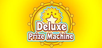 deluxe prize machine feature
