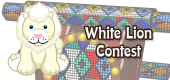 white lion contest