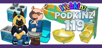Podkinz 119 FEATURE