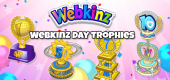Webkinz Day Trophies FEATURED