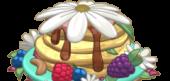Flower Flapjacks