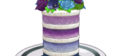 Flower Layer Cake