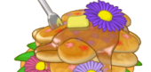 Flowerbed Flapjacks