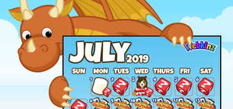 July Events FEATURE