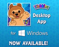 Webkinz Desktop