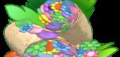 Wild Flower Wrap