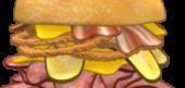 Mountain Smokehouse Sandwich