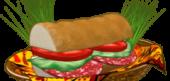 Sub-Saharan Sandwich