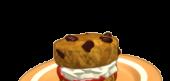 Sweet Scone Sandwich
