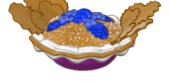 Flutter Nutter Pie