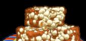 Peanut Popcorn Fudge
