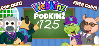Podkinz 125 FEATURE