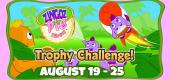 Zingoz Pie Throw Trophy Challenge FEATURE