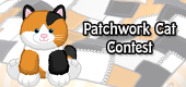 patchwork cat contest