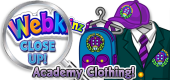 WEBKINZ CLOSE UP - Academy Clothing - Featured