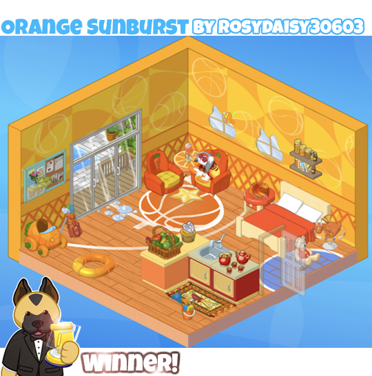 Webkinz Room Design Awards – Michael's Choice | WKN: Webkinz