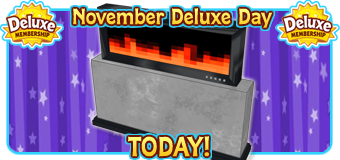 2019 Nov Deluxe Day TODAY Featured Image
