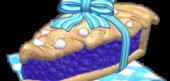 Blueberry Prize Pie