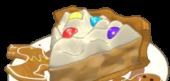 Gingersnap Pie