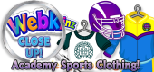 WEBKINZ CLOSE UP - Sports Clothing - Featured