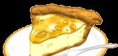 Yogurt and Apricot Pie