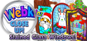 WEBKINZ CLOSE UP - Stained Glass Windows - Featured