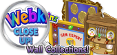 WEBKINZ CLOSE UP - Wall Collections - Featured