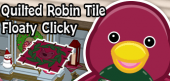 quilted robin tile fc