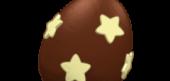 2012 Milk Chocolate Egg