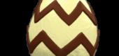 2015 White Chocolate Egg