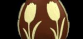 2016 Milk Chocolate Egg