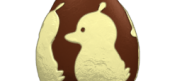 2017 Milk Chocolate Egg