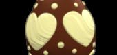 2018 Milk Chocolate Egg