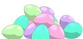 Spring Chocolate Eggs