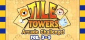Tile Towers Arcade Challenge FEATURE