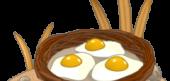 Wild Egg Omelet