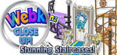 WEBKINZ CLOSE UP - Staircases - Featured