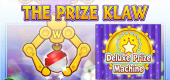 Prize Klaw and Deluxe Prize Machine FEATURE