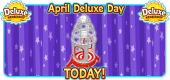 4_April Deluxe Days TODAY - Featured Image