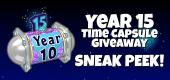 Time Capsule Giveaway - SNEAK PEEK - FEATURE