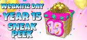 Year 15 Gift Reveal - SNEAK PEEK - FEATURE
