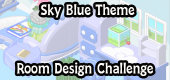 sky blue room design challenge feature