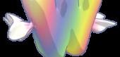Magic Rainbow Taffy