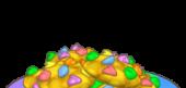 Rainbow Chip Cookies