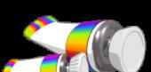 Rainbow Frosting