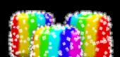 Rainbow Gum Drops