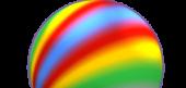 Rainbow Gumballs