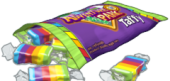 Rainbow Taffy